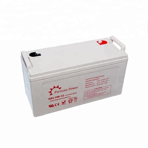 Rechargeable UPS battery 12v 100ah free maintenance battery for pc control system used ups batteries