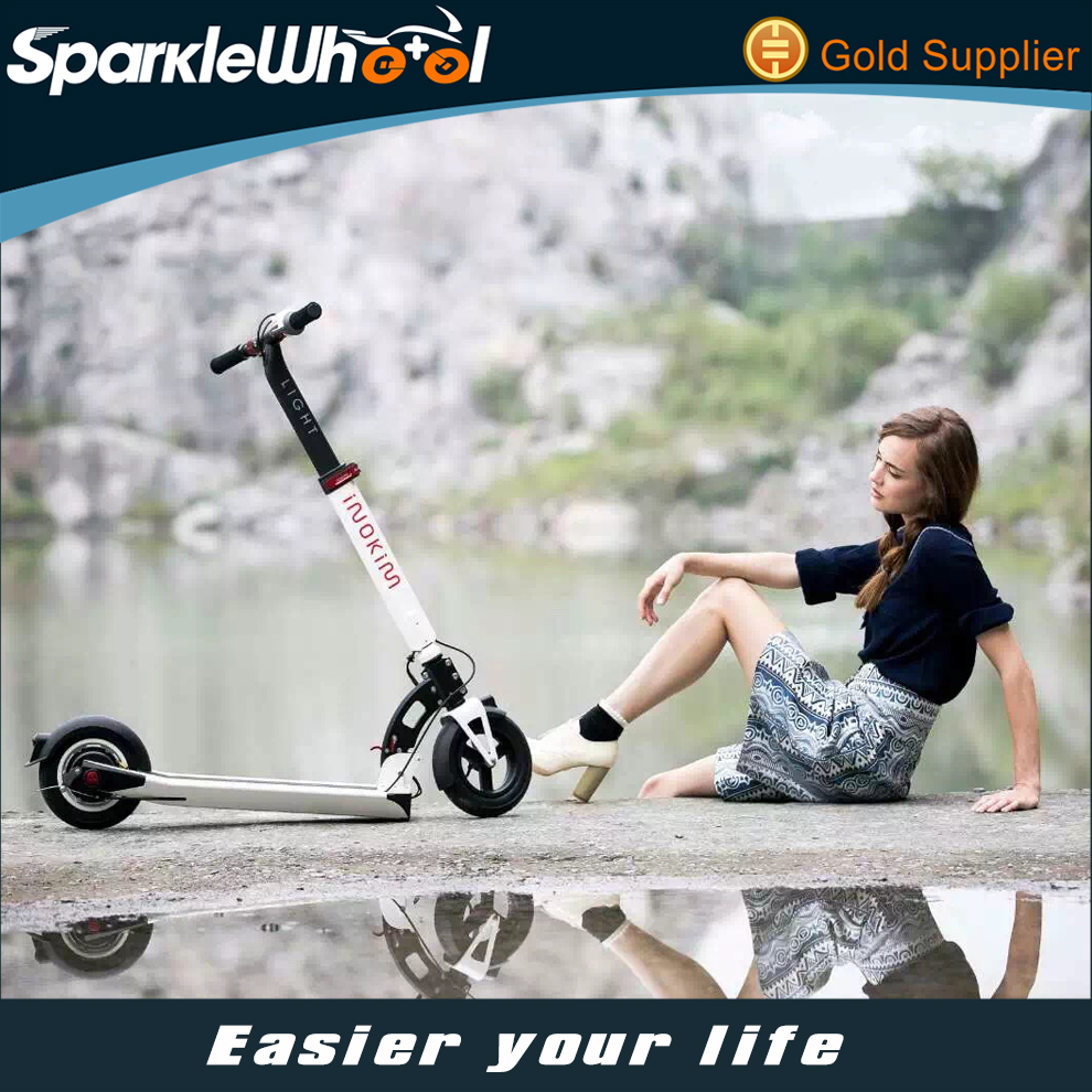 8.5 inch hot selling light 2 wheel stand up electric scooter 300W/500W with cheap price