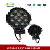 "6.29"" 60W 12V LED Work Light LED Driving Light for Jeep Truck Auxiliary"