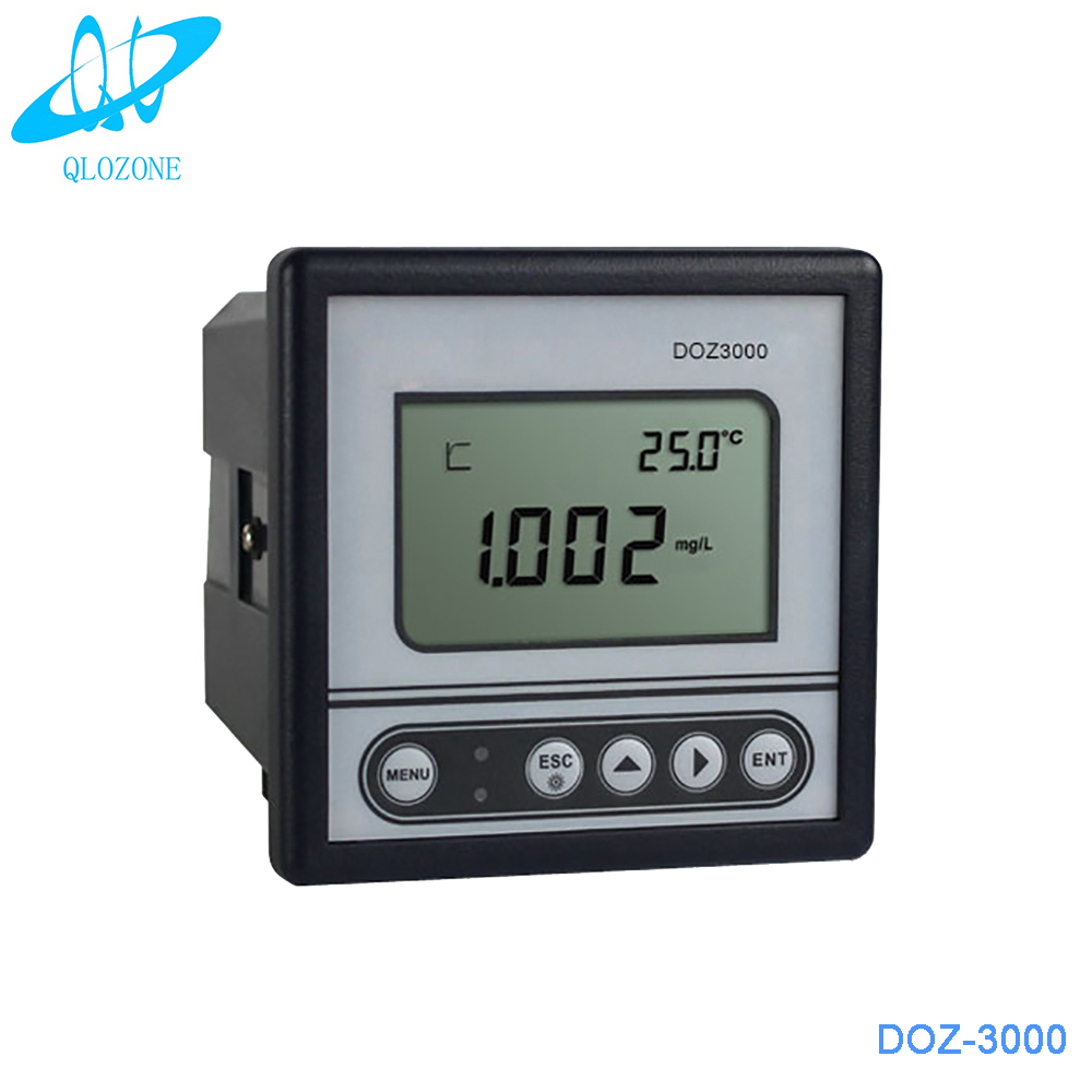 dissolve ozone transmitte / water quality monitor / 24 hours online monitoring