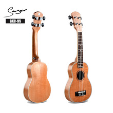 Chinese Hand Maken Spalted Maple <span class=keywords><strong>23</strong></span> <span class=keywords><strong>Inch</strong></span> Akoestische <span class=keywords><strong>Ukulele</strong></span> Student Praktijk <span class=keywords><strong>Ukulele</strong></span> Beginner Uitstekende Musical