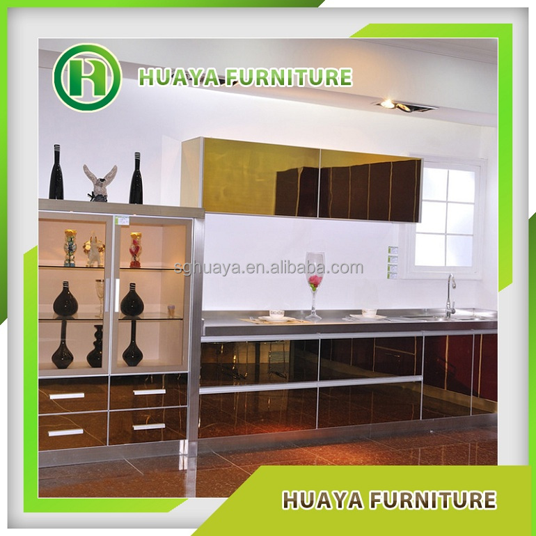 Best Place To Buy Kitchen Cabinets Online: Best Selling Products Aluminium New Model Kitchen Cabinet