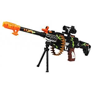 Mini Combat Camo Special Mission Electric Toy Gun