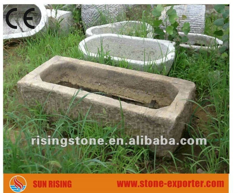 Old Stone Trough Square Sink Buy Millstone Stone Water Trough