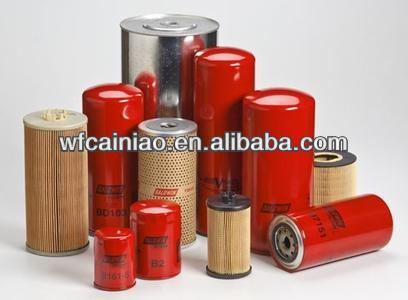 ISO factory distributor oil filter mobil engine oil