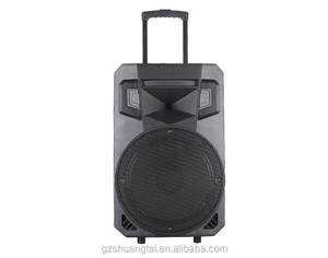 "12-15"" Strong power rechargeable audio Speakers with Blue tooth/WiFi/BT input"