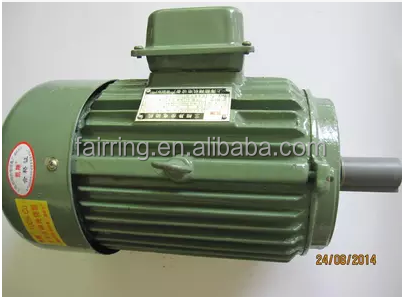 Y112M-4 Y Series three phase motor 4000W, made of copper wire