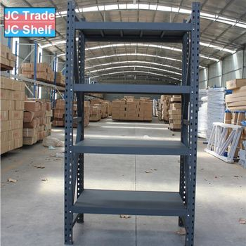 Good Quality Power Coated Long Span Customized Warehouse Storage Rack and Storage Shelf