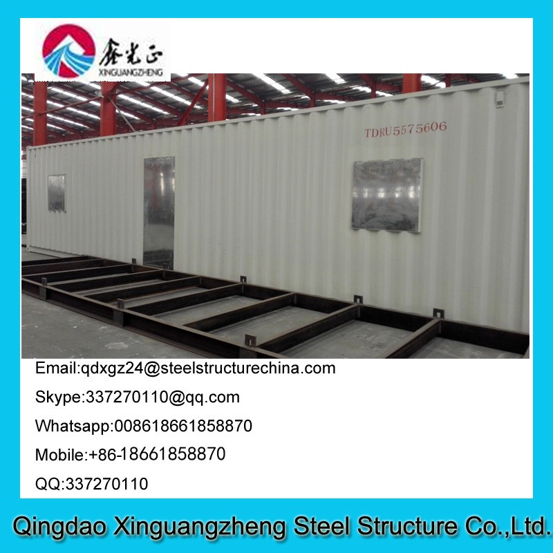 German designed refugee camp tent sandwich panel expandable container house
