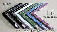 TAISHENG FRAME GB022 quality plastic frame mouldings for canvas picture frames