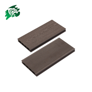 Natural Feeling Embossed WPC Board / WPC Flooring / Decking Wood Plastic Composite For Outdoor