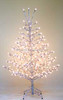 6ft white christmas tree,outdoor lighted twig christmas trees