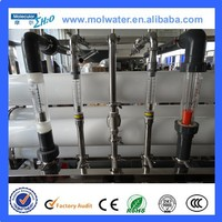 Factory CE approved 1.5T/H ro water filter reverse osmosis water purification plant
