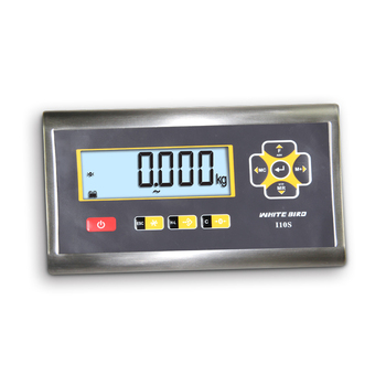 New Waterproof Stainless Steel Weighing electronic digital Indicator for US European Asian market