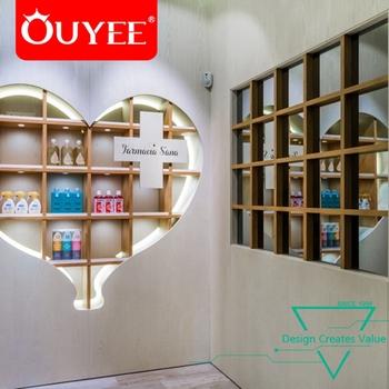 Nouveau Design Pharmacie Magasin De Meubles Decoration Pharmacie