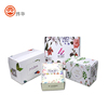 Most Popular Custom printed white cardboard boutique Large packaging box