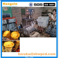 2016 hot sale stainless steel Automatic Pizza Cone making Machine
