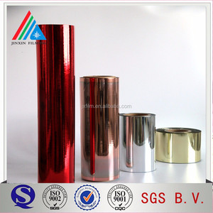 Reflective Film Packaging Materials Mylar Rolls