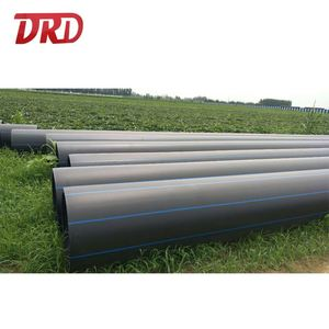 "hdpe pipe plastic tubes large diameter 36"" 900mm hdpe pipe prices list"