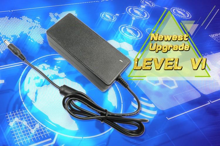 Shenzhen factory desktop power adapter 12V3A for cctv camera led light with  UL FCC CE DOE VI ROHS Certifications