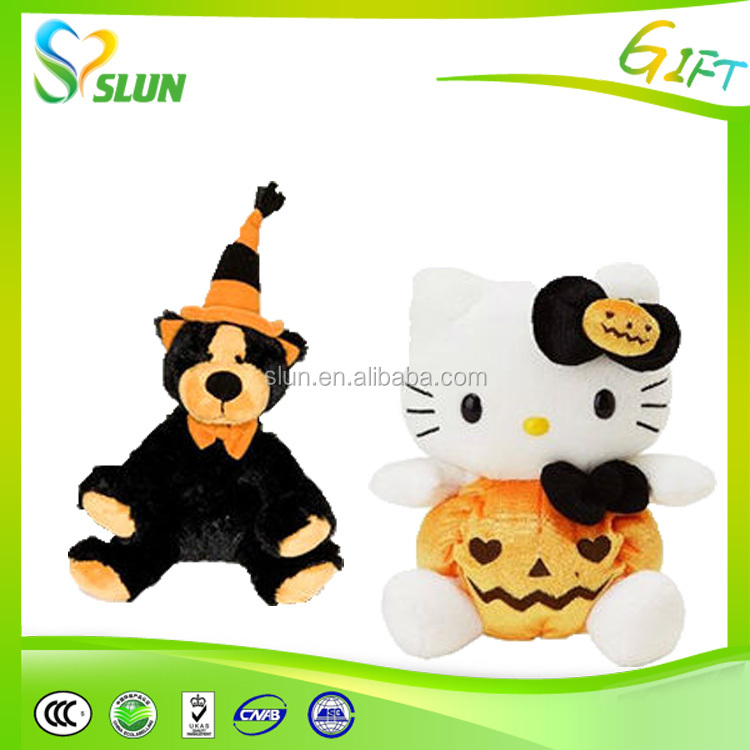 Halloween plush kids funny gift stuffed soft holiday toy