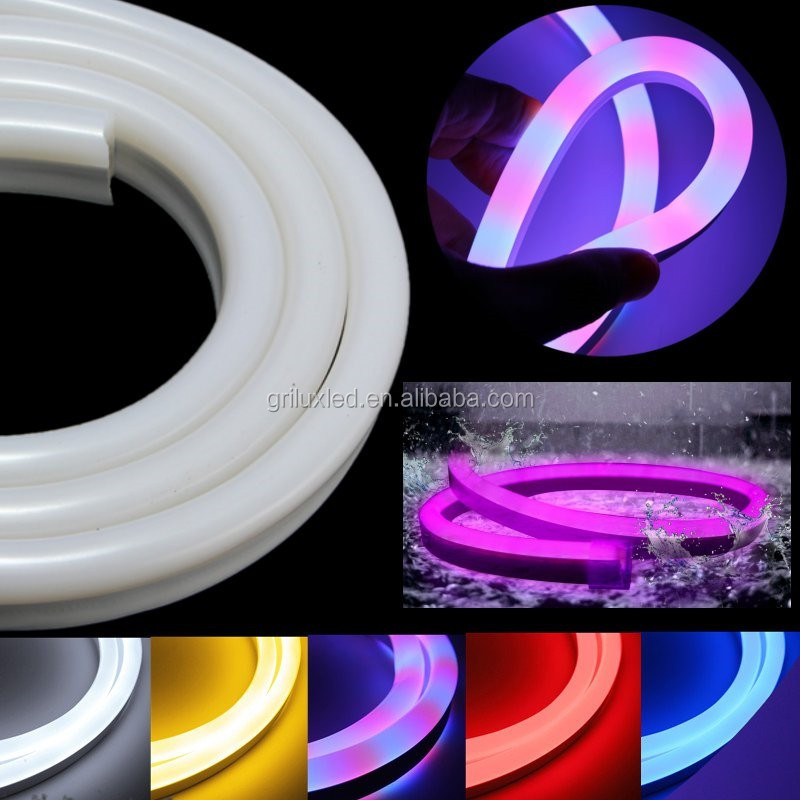 Competitive Price neon motorcycle programmable led light strips 5v led light strip with CE certificate GLX-N-2835-120
