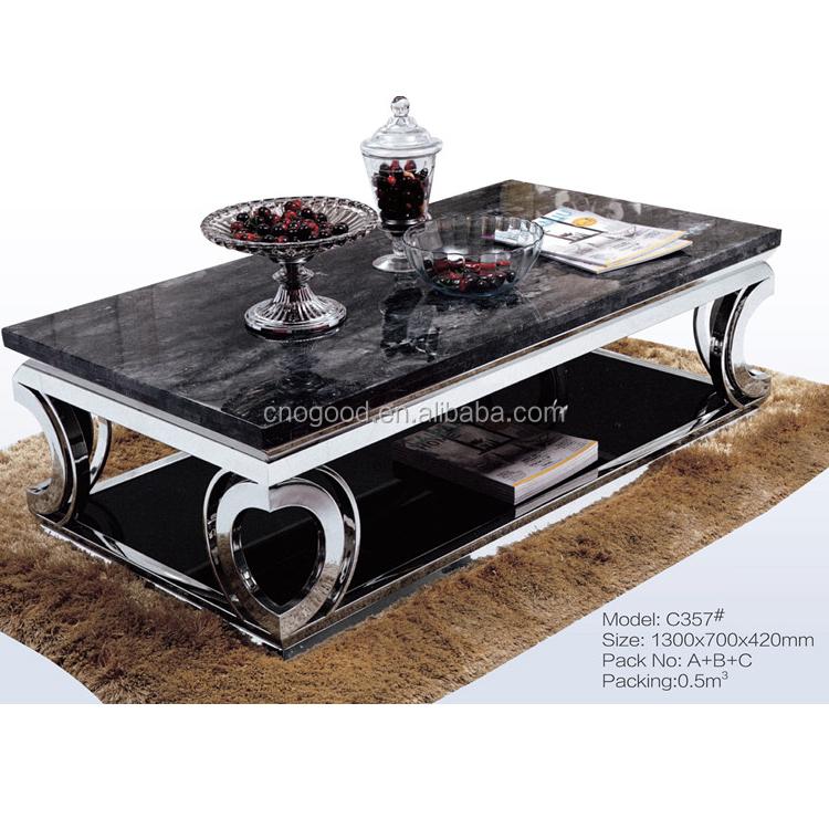 Modern Living Room Furniture Center Table Design