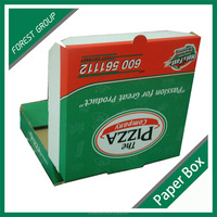 CORRUGATED PIZZA BOX SHIPPING AND DELIVERY