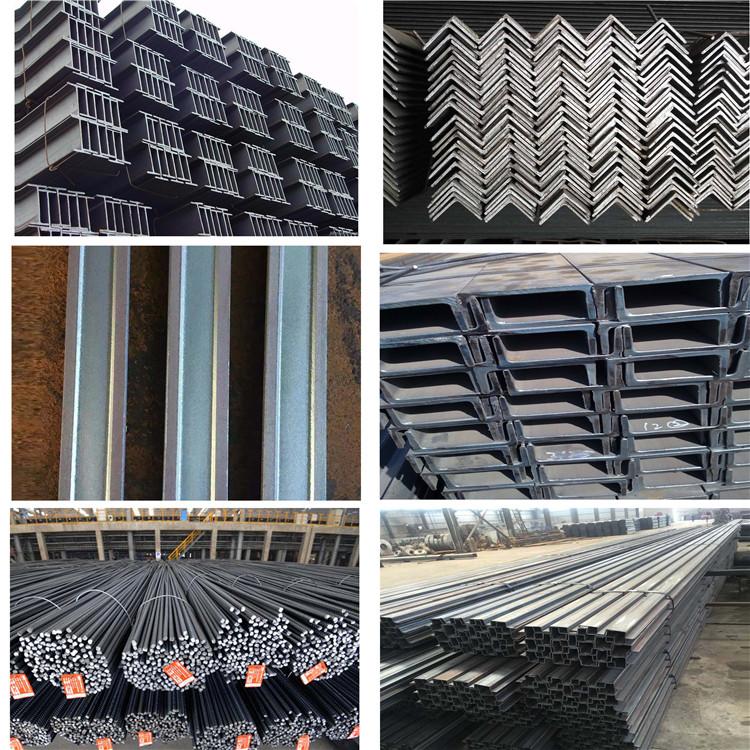 Travi in acciaio Angolo di Metallo Profilo/Angolo di Acciaio Bar/Angolo di Acciaio