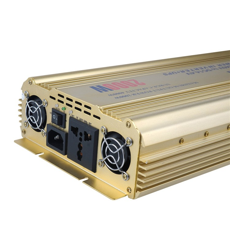 1000W 2000W 3000W  24v 220v Pure sine Wave Power Inverter with Charger