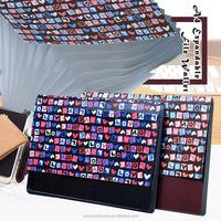 12 Dividers/13 Pockets PP Expandable Box File Folder
