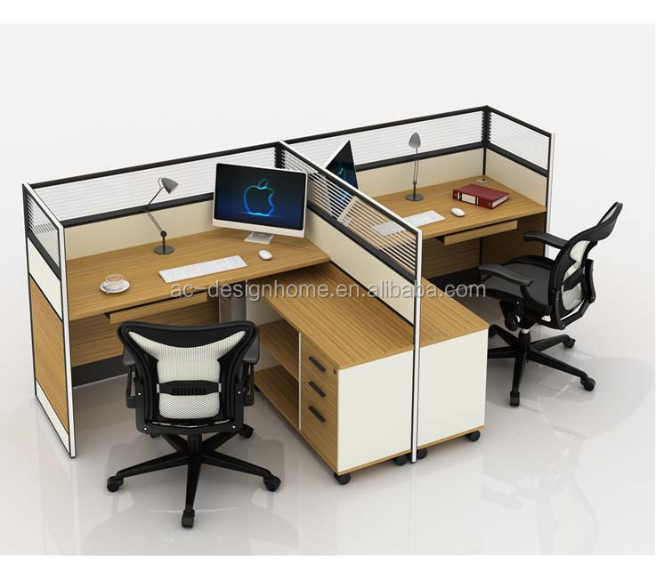 Simple Office Desk Counter Table Furniture Design C029 Hgm 2301 2t