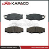 D266 41060-03R85 auto parts brake pad for N ISSAN Stanza Station Wagon 2WD 1986-1987