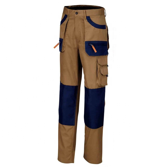 Hi-Vis Two Band Workwear Trouser