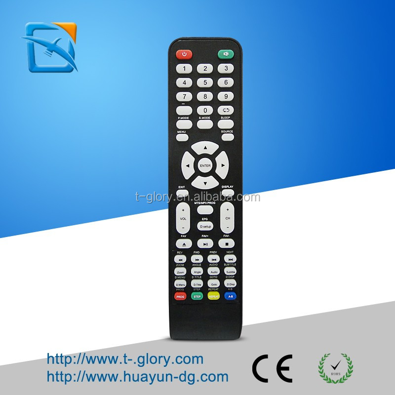 In 2017, universal TV remote control code for Toshiba TV thermal model