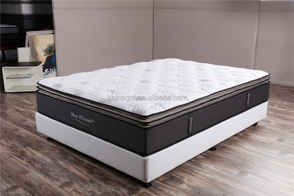 2017 new arrival excellent design mattress pillow top for Which mattress company is the best