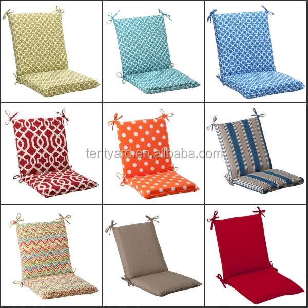 Diseño De La Raya Patio Comedor Silla Cojín Para Muebles Silla - Buy ...
