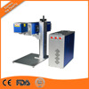 10w 30w plastic bottle / Wood / cloth / cable Co2 laser marking machines