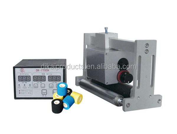 DK-1100A on sale continuous ink roll coder