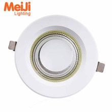 15W recessed led down light with low price led cob downlight IP44 cob led downlight commercial led down light