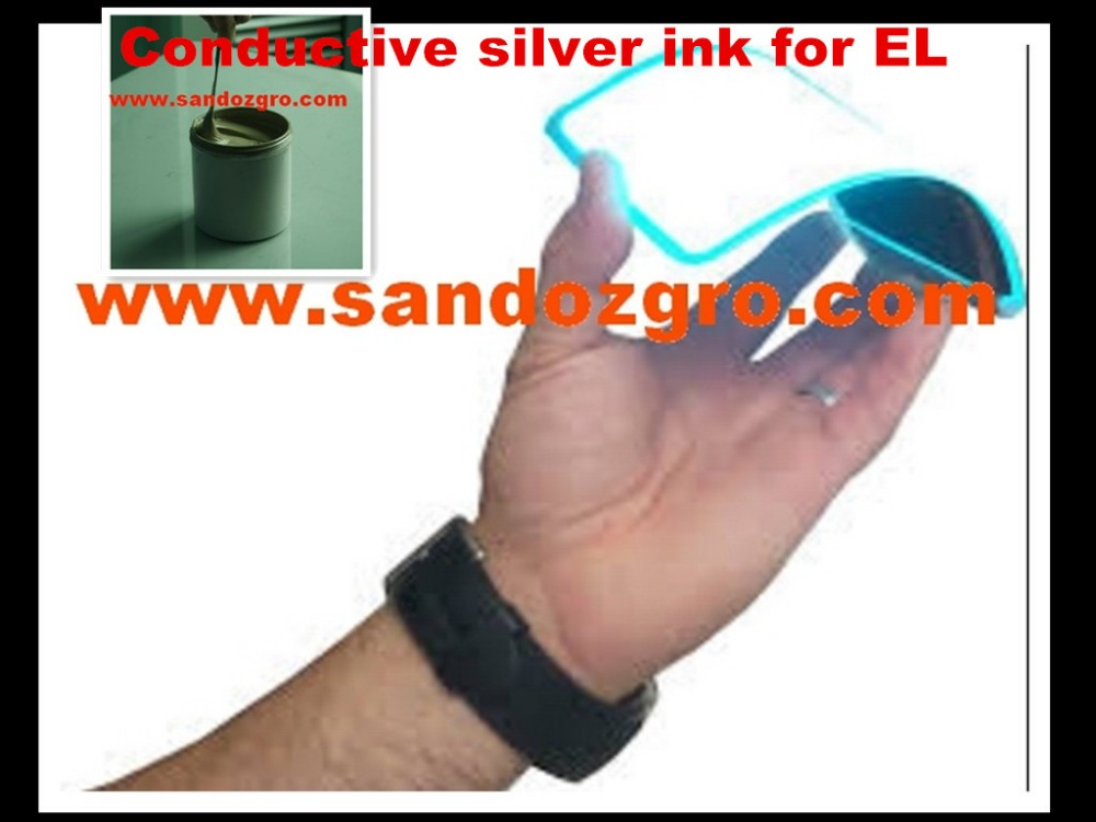 silver conductive ink for electroluminescent EL panel