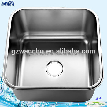 deep stainless steel kitchen sink single deep stainless steel kitchen sink metal single bowl wash basinwater tank basinwater