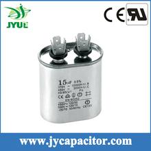 70UF 450V cbb65 50/60 Hz single phase capacitor bank aluminum case