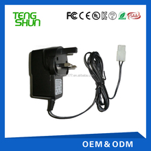 Li-ion battery charger 3.7 v 4.2 v 1.2a 1.5a UL FCC PSE CE TUV GS