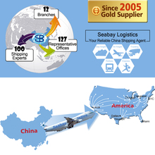 Cheapest from china to usa air freight forwarder rate