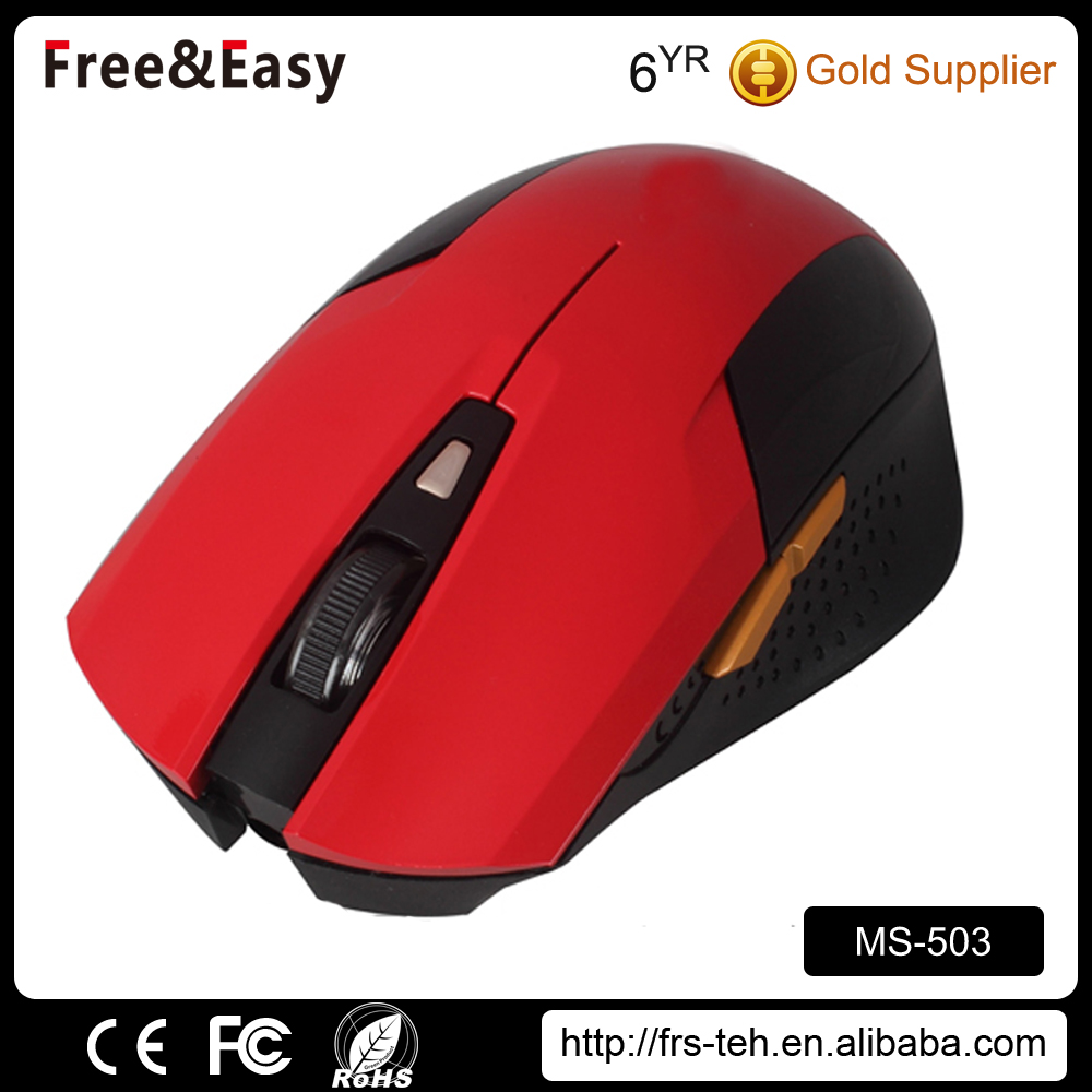 Best 6D style free samples wired usb mouse
