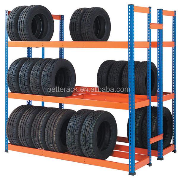 Heavy Duty Truck Tyre Storage Metal Rack Warehouse Storage Rack & Heavy Duty Truck Tyre Storage Metal Rack Warehouse Storage Rack ...