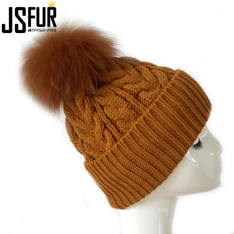 76e4736259070 New Arrival Colorful Fur Bobble Cc Beanie Women Hat For Adults - Buy ...