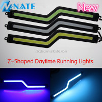 2017 hot selling New Products Led COB DRL Auto Daytime Running Lights Z 7W Waterproof