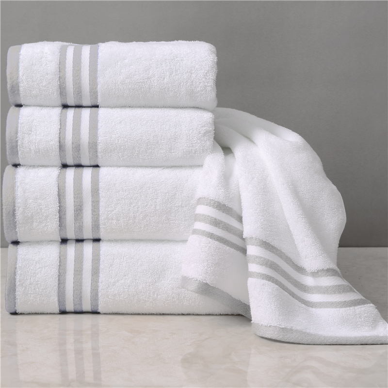 Water absorbent multi-purpose customized luxury soft embroidery bath face towel sets brands 100% cotton towel manufacturer